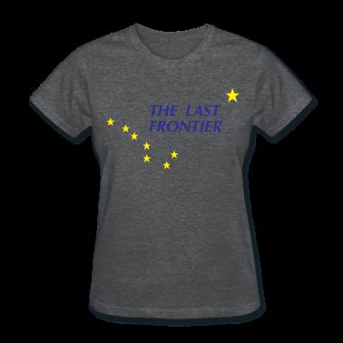 Alaska The Last Frontier Women's T-Shirts