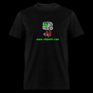 T-Shirts ~ Men's T-Shirt ~ Lightweight cotton T-Shirt - Chipwit (black)