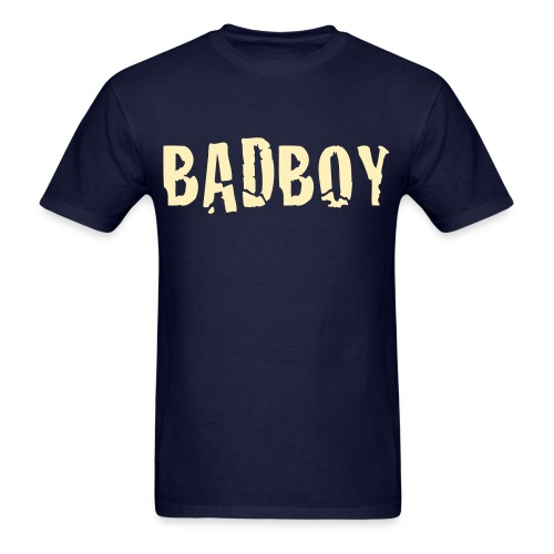 Bad Boy - Men's T-Shirt