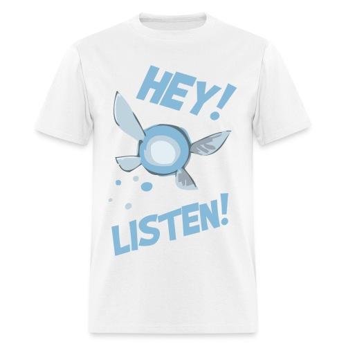 HEY LISTEN - Men's T-Shirt