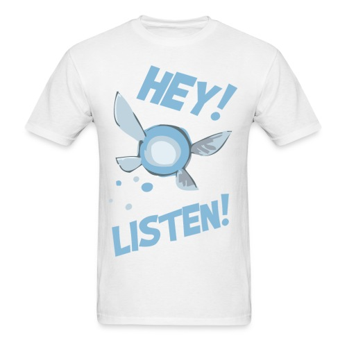 HEY LISTEN - Men's T-Shirt