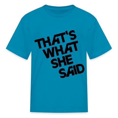saira15 - Kids' T-Shirt