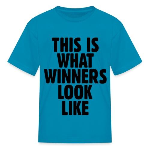 saira16 - Kids' T-Shirt