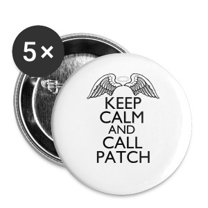 Keep Calm, Call Patch buttons - Large Buttons
