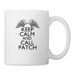 Keep Calm, Call Patch Mug - Coffee/Tea Mug