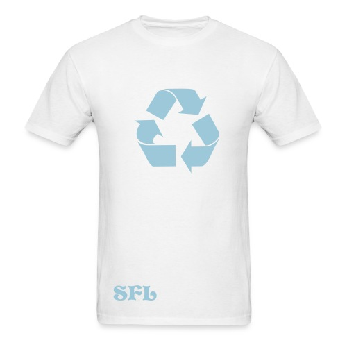 recycle T - Men's T-Shirt