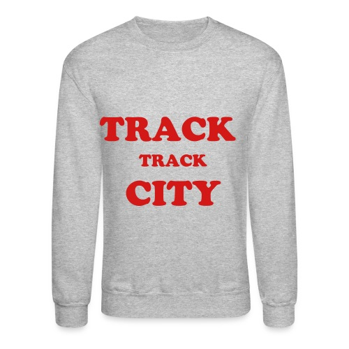 Track City - Crewneck Sweatshirt
