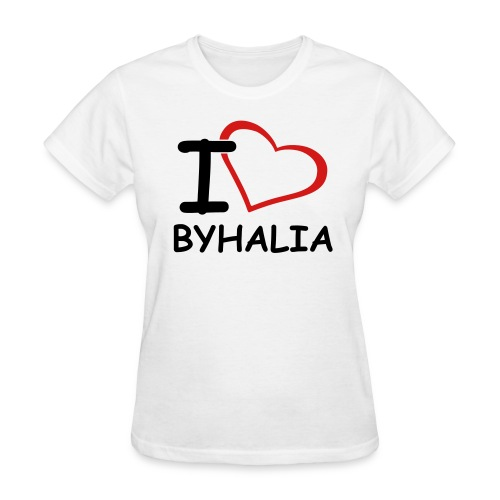 Women's Heart Tee - Women's T-Shirt