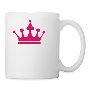 Crown Coffee/Tea Mug - Coffee/Tea Mug
