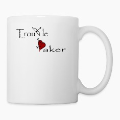 Troublemaker Bottles & Mugs