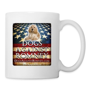 Official Dogs Against Romney Cocker Spaniel Coffee Mug - Coffee/Tea Mug
