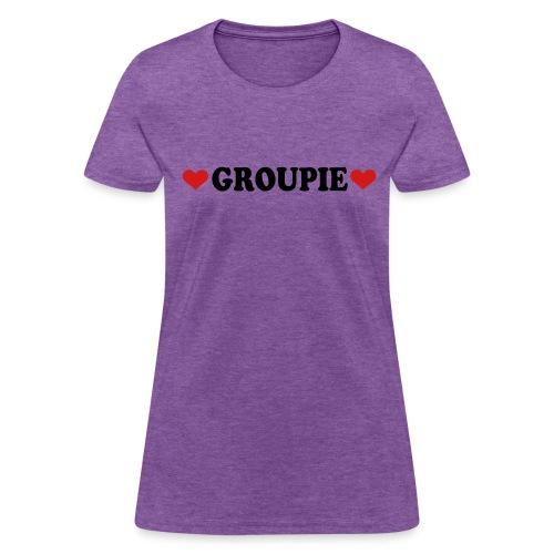 Ladies OSD Groupie shirt - Women's T-Shirt