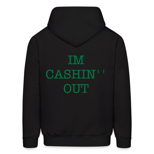 Cash out - Men's Hoodie