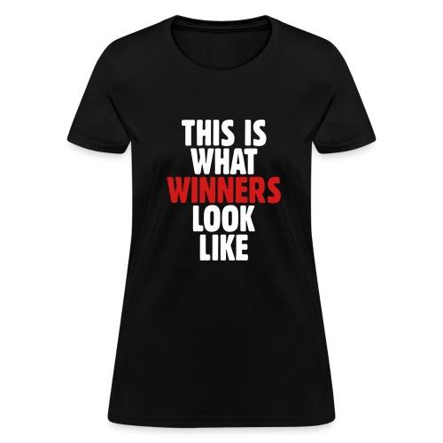 Winner - Women's T-Shirt