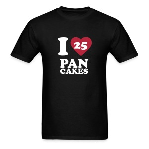 I Love Pancakes!- SALE - Men's T-Shirt