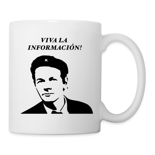 Viva Informacion Mug - Coffee/Tea Mug