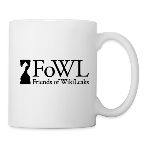 Friends of WikiLeaks Mug - Coffee/Tea Mug