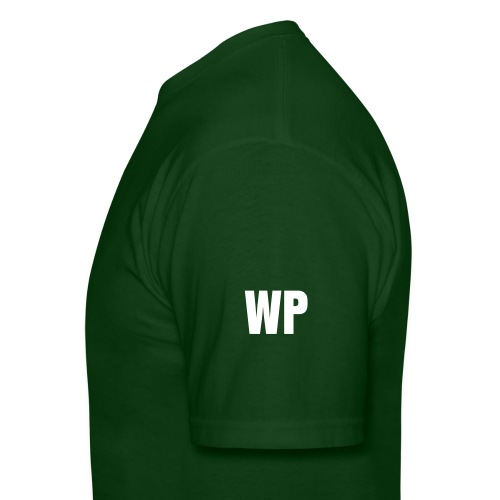 wp shoulder - Men's T-Shirt