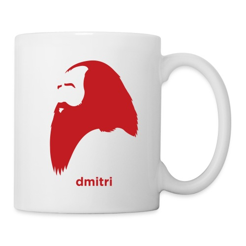 Hirsute History Mug - Coffee/Tea Mug