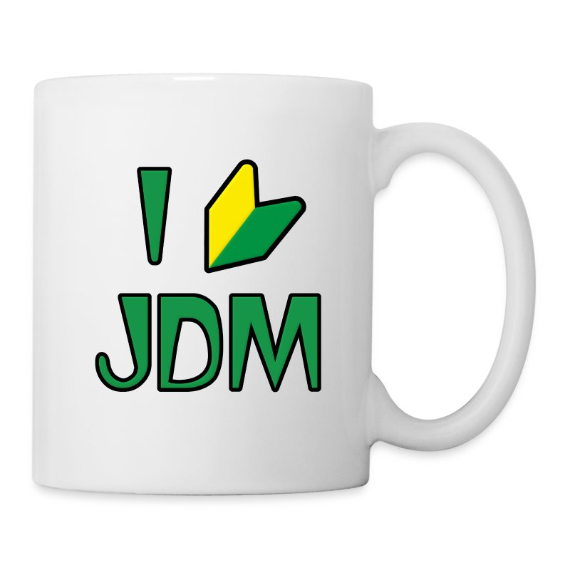 JDM Coffe Mug  - Coffee/Tea Mug