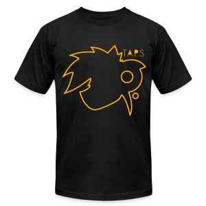 head symbol  - Men's T-Shirt by American Apparel