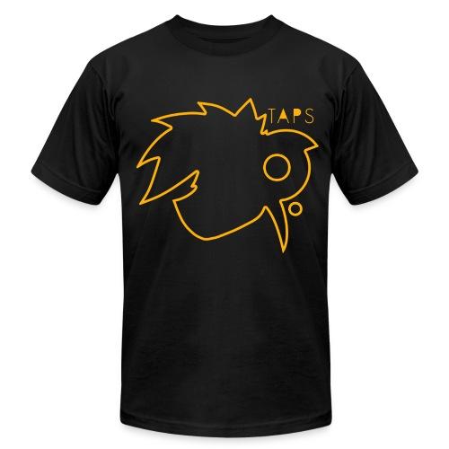 head symbol  - Men's Fine Jersey T-Shirt