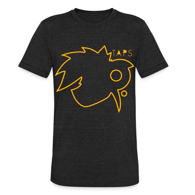 head symbol  - Unisex Tri-Blend T-Shirt