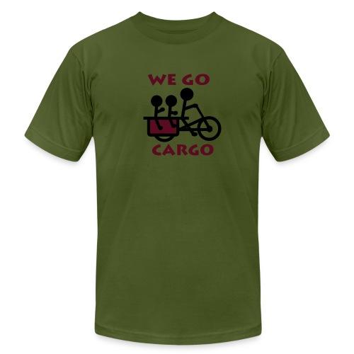 We Go Cargo - Men's Fine Jersey T-Shirt