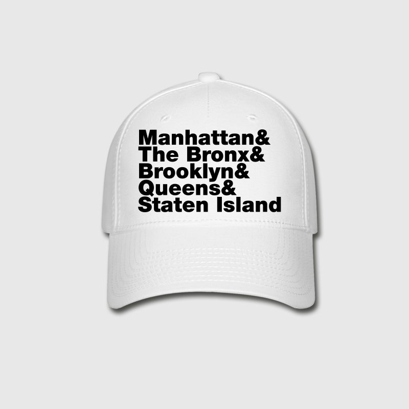 Five Boroughs ~ New York City - Baseball Cap