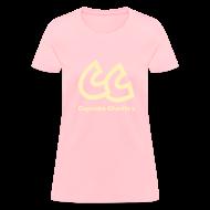 T-Shirts ~ Women's T-Shirt ~ CC Cupcake Charlie's Women's Tee