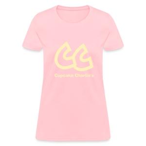 CC Cupcake Charlie's Women's Tee - Women's T-Shirt