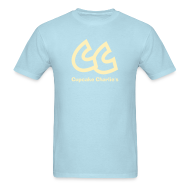 T-Shirts ~ Men's T-Shirt ~ CC Cupcake Charlie's Mens Tee