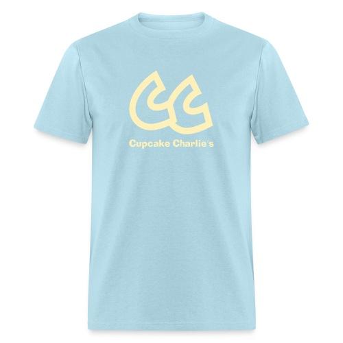 CC Cupcake Charlie's Mens Tee - Men's T-Shirt