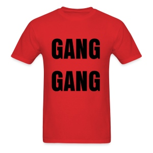 Gang Gang T Shirt - Men's T-Shirt