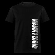 T-Shirts ~ Men's T-Shirt ~ MannyZoom Skyscraper Lite T-Shirt