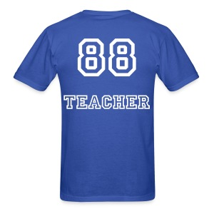 Piano Teacher T-Shirt - Men's T-Shirt