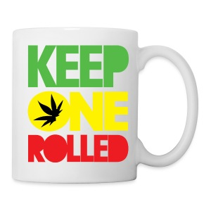 Keep One Rolled Mug - Coffee/Tea Mug