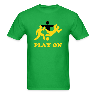 No foul, play on T-Shirts