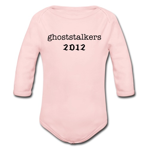 baby girl gs onesy - Organic Long Sleeve Baby Bodysuit