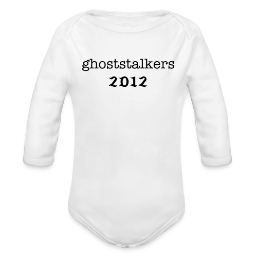 baby boys gs onesy - Organic Long Sleeve Baby Bodysuit