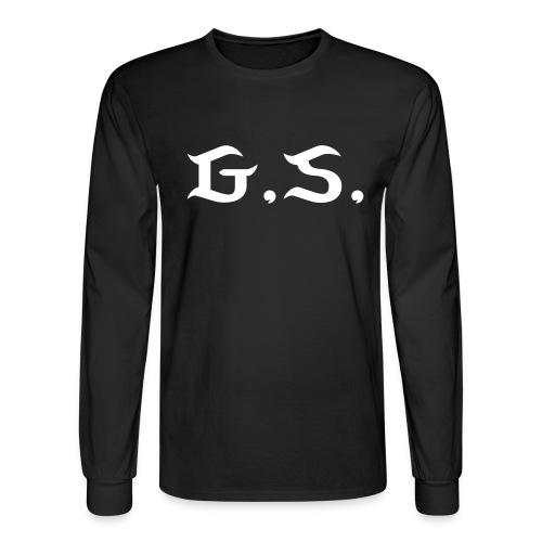 MEN GS LS T  - Men's Long Sleeve T-Shirt