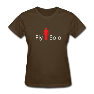 Female Fly Solo Tee - Women's T-Shirt