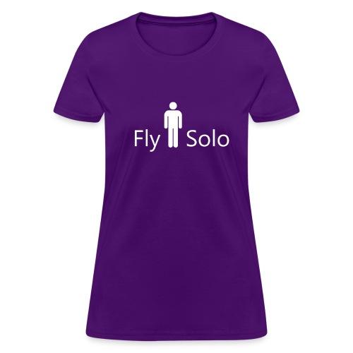 Female Fly Solo Tee - Women's T-Shirt