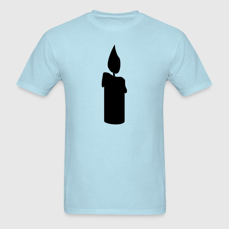 Candle - VECTOR T-Shirts - Men's T-Shirt