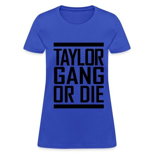 Female TGOD Shirt - Women's T-Shirt
