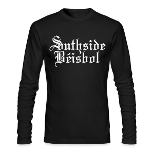 Southside Beisbol - Men's Long Sleeve T-Shirt by Next Level