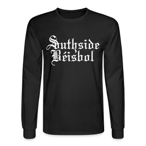 Southside Beisbol - Men's Long Sleeve T-Shirt