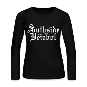 Southside Beisbol - Women's Long Sleeve Jersey T-Shirt