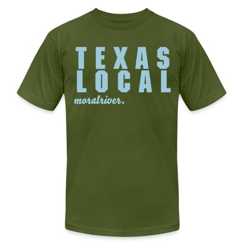 Texas Local Men's Tee - Men's Fine Jersey T-Shirt
