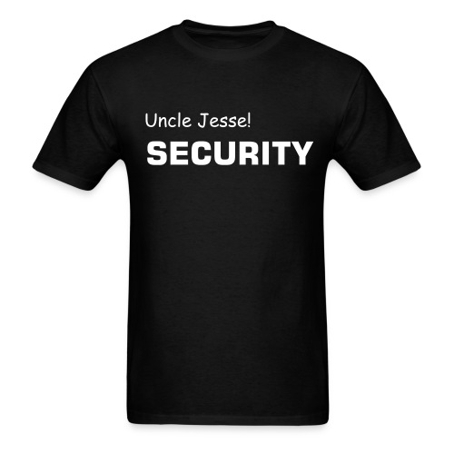 Tour Security Tee - Men's T-Shirt